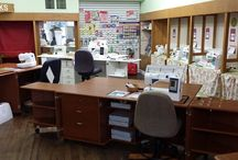 Craft and Sewing Furniture / McDonald's Sewing and Vacuums is a Koala Studios dealer located in Arkansas City and Derby, Kansas.