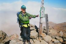 In memory of lost Japaneses Hikers