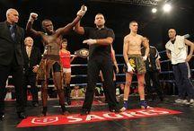 Griozel Mathieu / Boxeur boxe pieds poings Fullcontact K-1