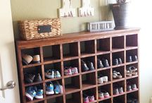 Shoes furniture