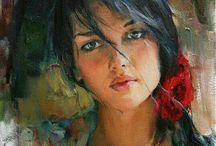 Dipingere ritratti