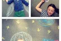 Chalk photos / by Kelly Shilts