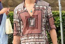 Gypsy men clothing