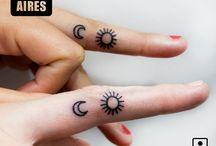 tattoos dedos