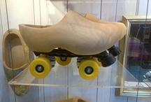 Roller Derby & skates