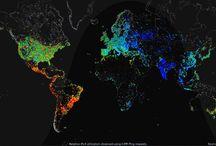 internet hőtérképe