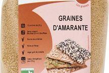 Nos Graines Bio - à Germer ou non / Épicerie d'Alimentation Saine. Produits bio, Alimentation sans Gluten, Produits sans Lactose. Convient à l'alimentation Végétalienne et au régime Paléo.