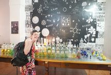 Beauty In Cuba / Nestled away in Old Havana I found this beautiful natural perfume shop. All the perfumes are made on site using 100% natural ingredients. The place smelt heavenly!
