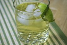 Tea Cocktails / Find inspiring recipe ideas for cocktails using teas and herbal tisanes.