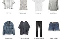 Clothing Lists