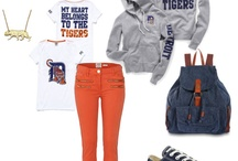 My Detroit Tigers<3 / by Ericka Faust