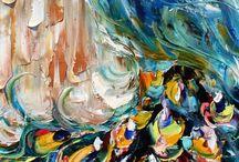érdekes festmények