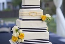 Wedding-Cake Ideas / by Mel Barnhart