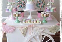 Mesa de dulces para fiestas