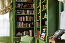 green / by Julie Meeks