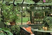 Sun rooms & Outdoor spaces