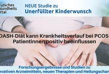 Studien zu unerfülltem Kinderwunsch