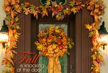 Fabulous Fall / Frugal fall decorations, crafts, and more!