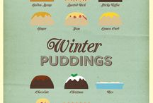 Winter pudding