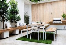 Patios and outdoor designs