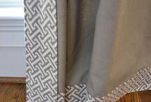 Kantine av gardiner