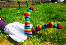 Socks :-) / by Tinkerbell