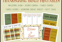 Bunco / by Casey Robison