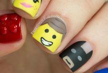Character nails