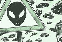 Planetas, alienigenas y algo más...