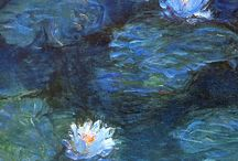 Monet - Water Lilies - Nymphea