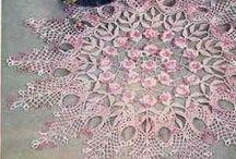 Crafts - Crochet Rounds