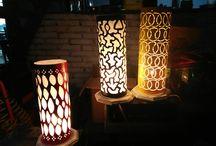 Lampu Hias Paralon Kota Parepare / Kerajinan Lampu Hias