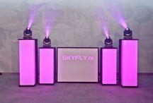 SKYFLY.nl - LUXE DJ SHOW