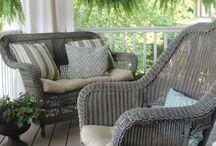 cane furniture revamp