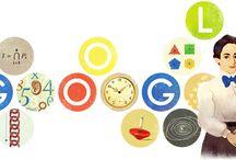 Google doodles / Doodles by google