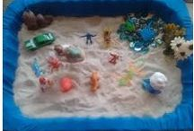 Therapeutic Sand Play