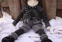 Knitting Special Dolls