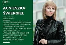 Klub Partnera UEP / Klub Partnera Uniwersytetu Ekonomicznego w Poznaniu to platforma, której celem jest zbliżenie nauki z biznesem. To droga specjalistycznej wiedzy, miejsce wymiany unikalnych doświadczeń i opinii oraz sposób na zawarcie wartościowych znajomości.