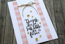 // CARDS - BABY / Handmade Cards By Melissa Kay By Design
