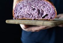 Bread / Because as a German you enjoy a good slice of freshly baked, artisanal, deliciously fragrant bread.