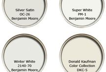Interior Decorating - Paint Colors