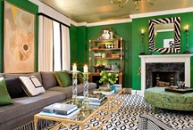 Green Rooms / by Jani Friedman