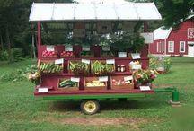 Market trailers