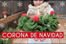 crochet,Navidad