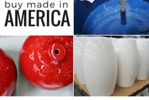 "Keep American Manufacturing Alive / American manufacturing is central to American innovation, support these, ""Made In The USA"" products."