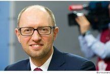 Ουκρανία : Ο Γιατσενιούκ εξελέγη πρωθυπουργός