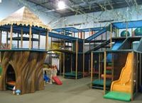 Indoor Parks / The true object of all human life is play. Earth is a task garden; heaven is a playground.