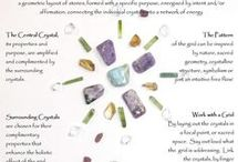 #Crystals ~ #Spiritual and #Metaphysical / #crystals; what properties, vibrations, colors and special healing aspects each have.