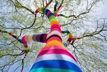 Yarn Bombing Goodness