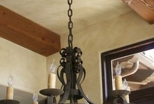 wrought iron chandeliers and other patterns